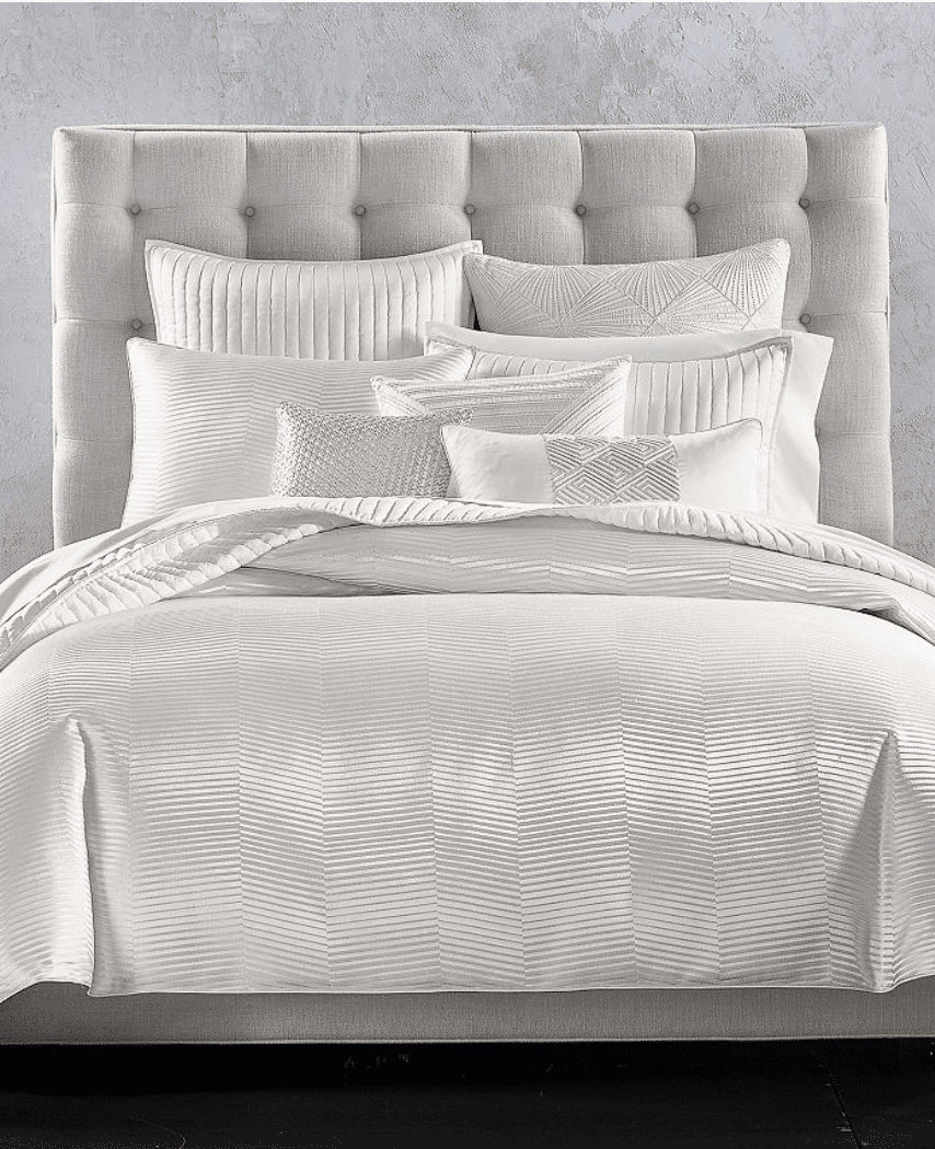 Macy's: Up to 84% off bedding sale.