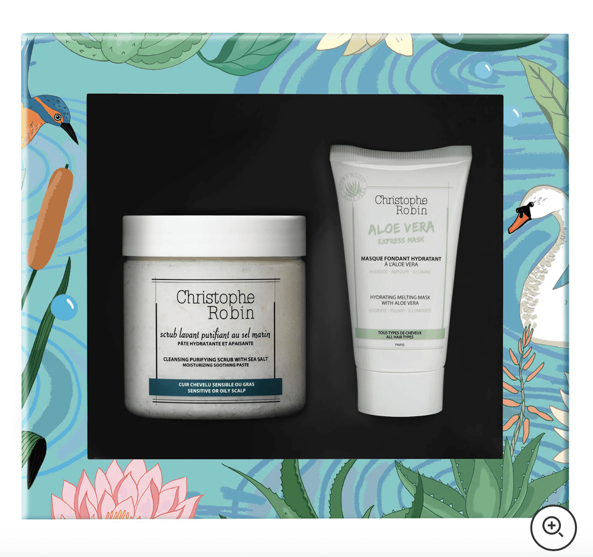 SkinStore: 25% off + extra 10% off Christophe Robin & Grow Gorgeous