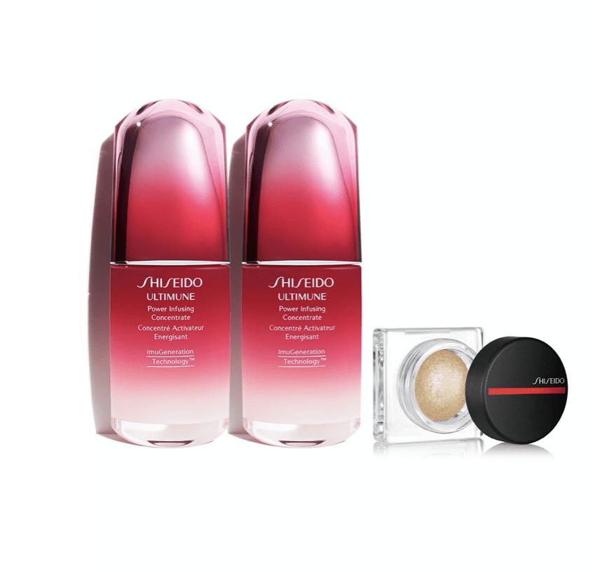 Nordstrom: Shiseido Full Size Ultimune Set for 0