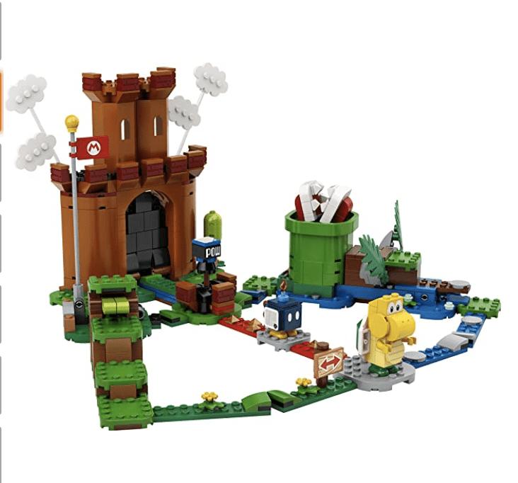Amazon: Select LEGO Super Mario Bros. set on sale