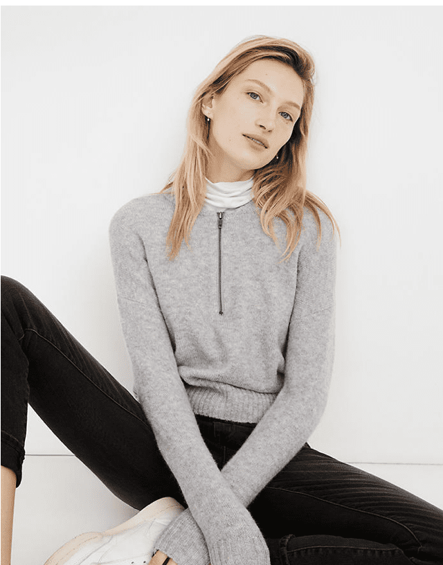 Madewell: 20% off sitewide +  off 0 purchase