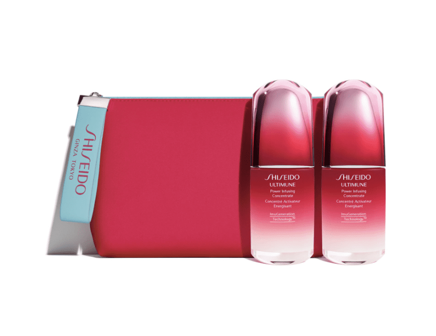 Shiseido Ultimune Set on sale up to 50% off