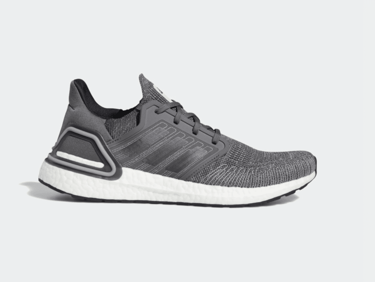 Adidas: Ultraboost 20 shoes Grey for