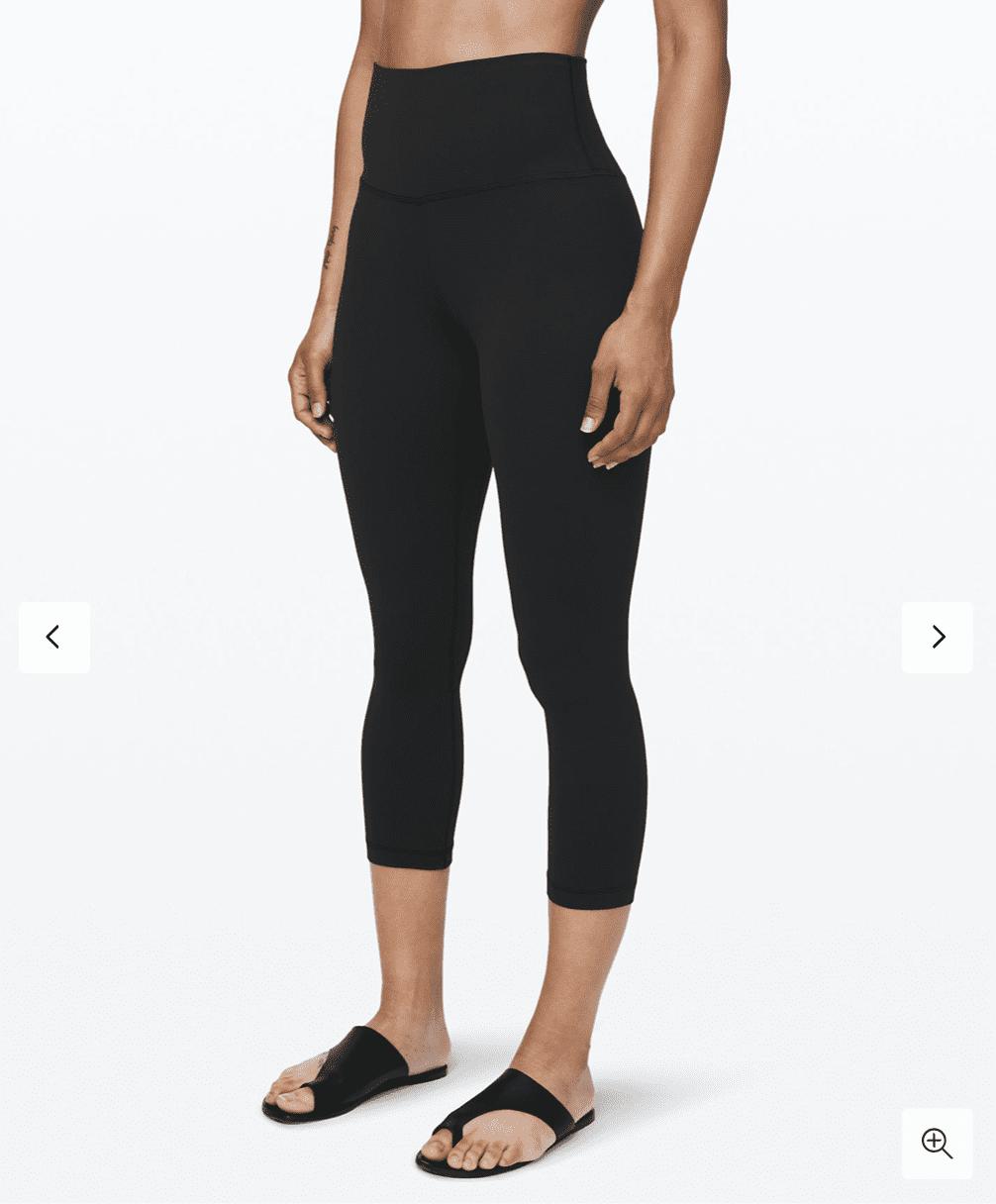 Lululemon: Align 21″ Cool legging on sale