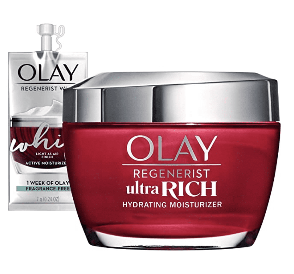 Amazon: Olay Regenerist Ultra Rich Face Moisturizer!