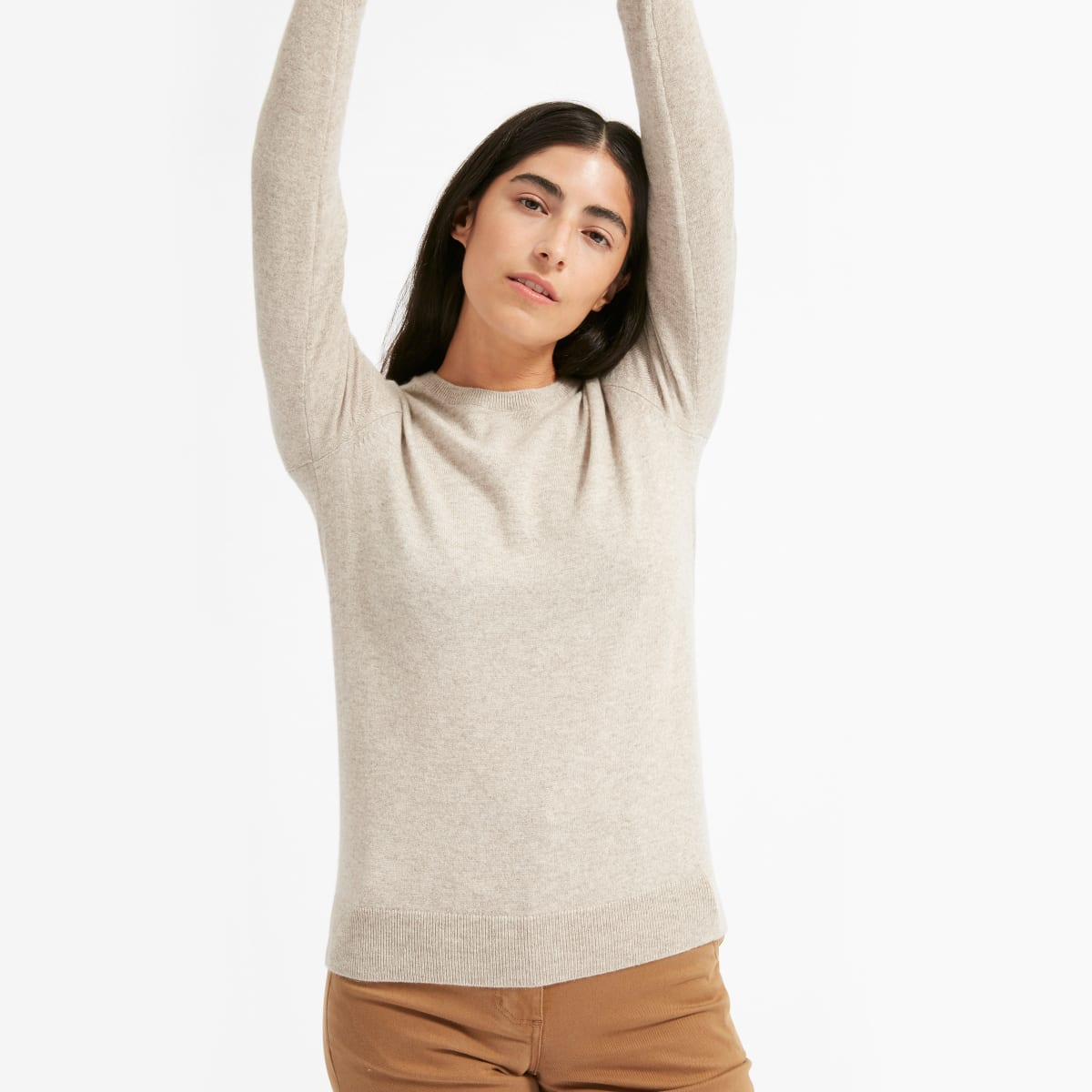 Everlane: Cashmere Sweater 30% Off