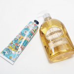 QVC: L'Occitane Almond Shower Oil and Hand Cream Set