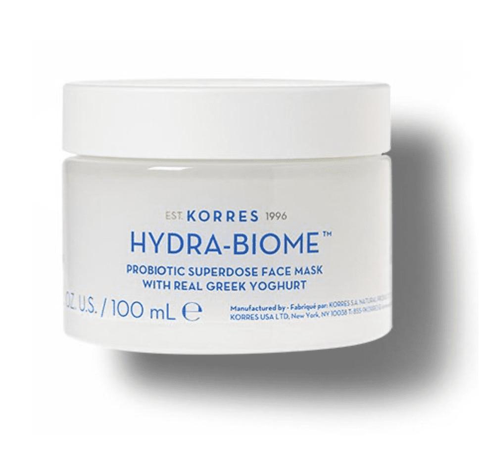KORRES: 50% off Yoghurt SuperDose Face Mask
