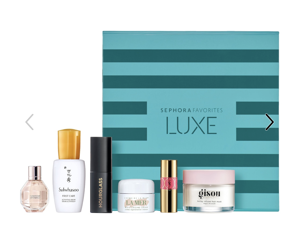 Sephora: LUXE – The Next-Level Collection