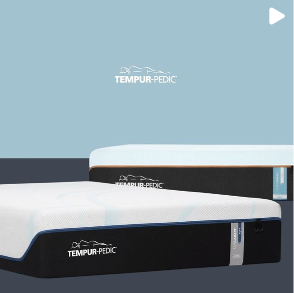 TEMPUR-PEDIC: 30% off Cloud Compressed