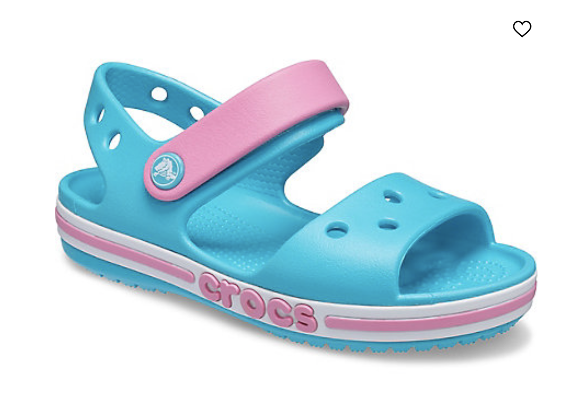 Crocs: Extra 25% off on select sandals.