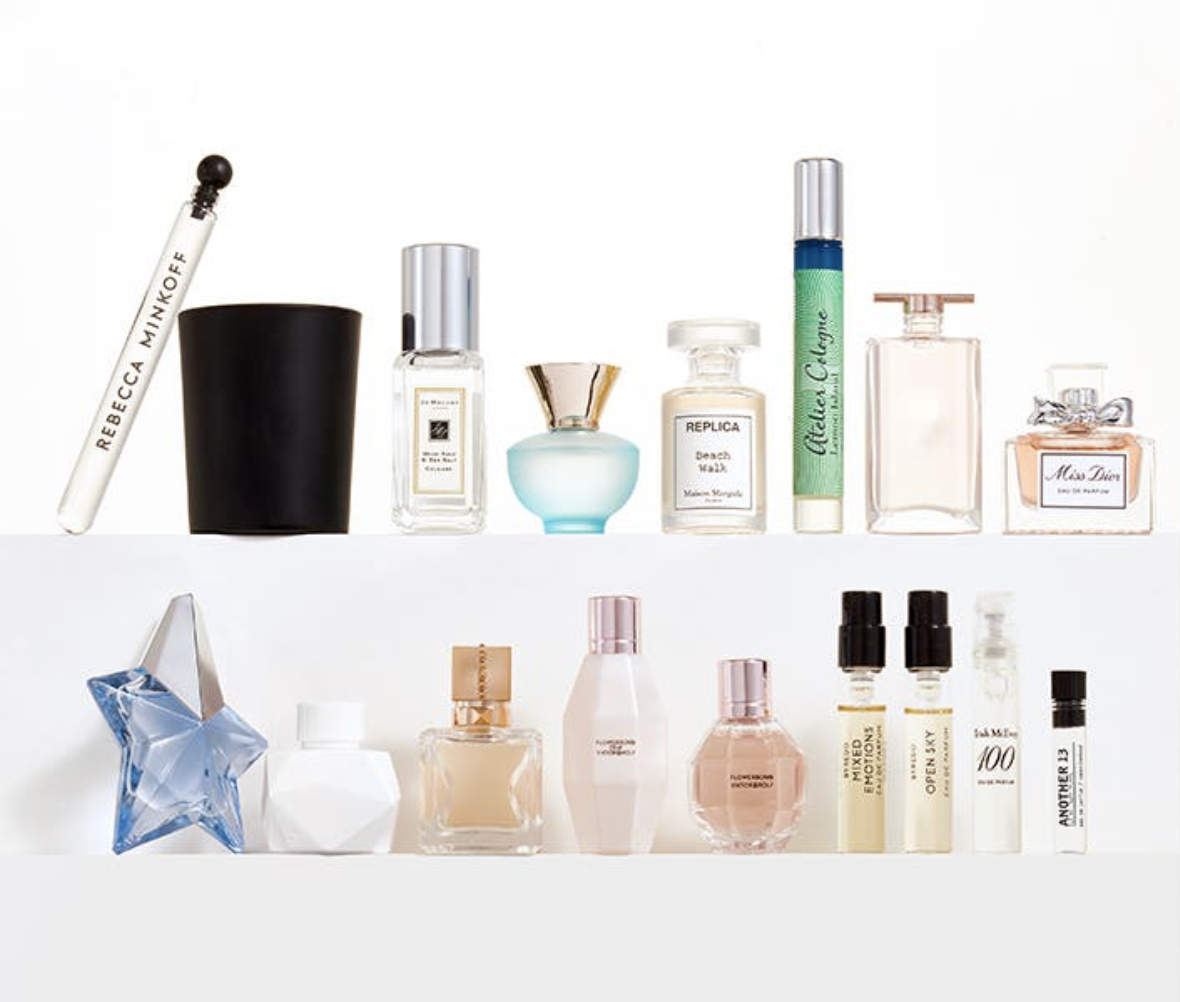 Nordstrom: Free 12-piece gifts with 0 fragrance purchase
