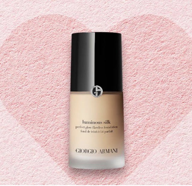 Armani Beauty: Two Free Lipstick with Full-size foundation