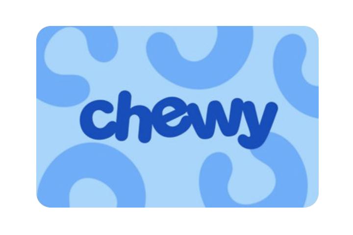 Chewy: 10% off eGift Card.
