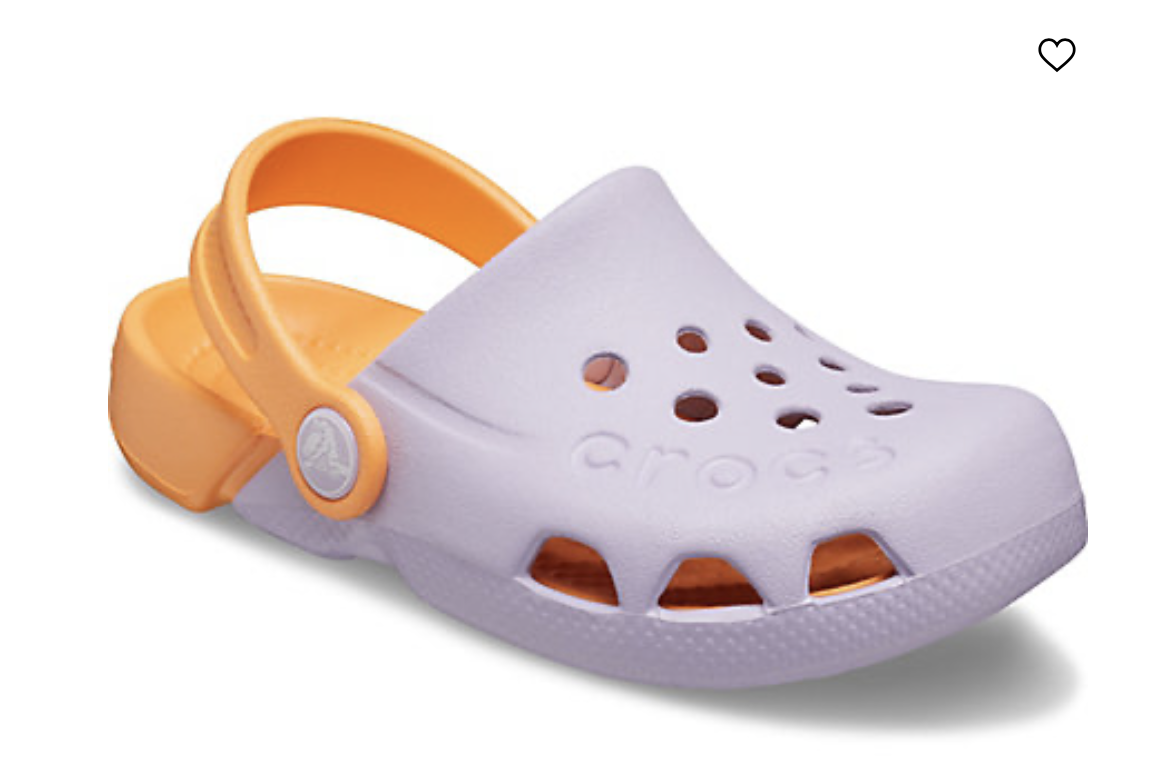 Crocs: up to 60% off sale styles + extra 15% off!