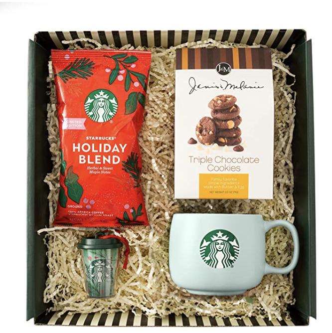 Amazon: Starbucks Gift Box on sale!
