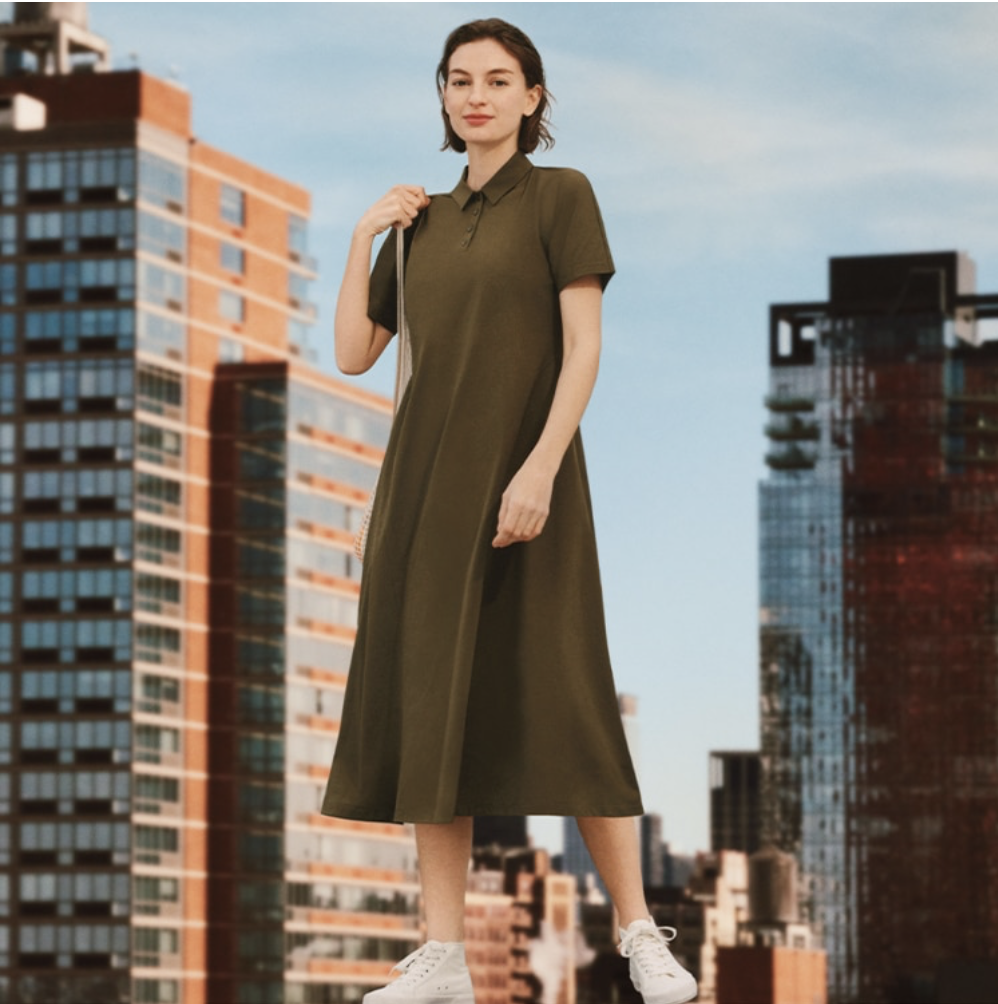 Uniqlo: Uniqlo X Theory Collection Launched