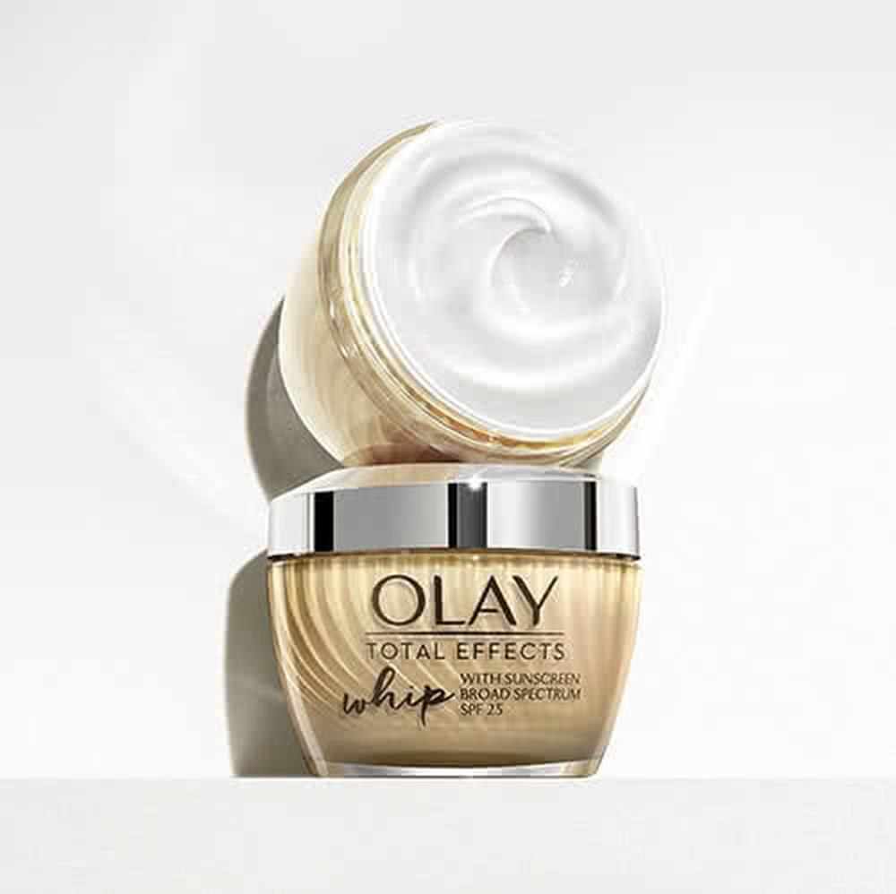 Olay: Total Effects Whip Face Moisturizer .16