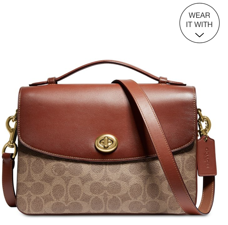 Macy's: 40% off select Coach