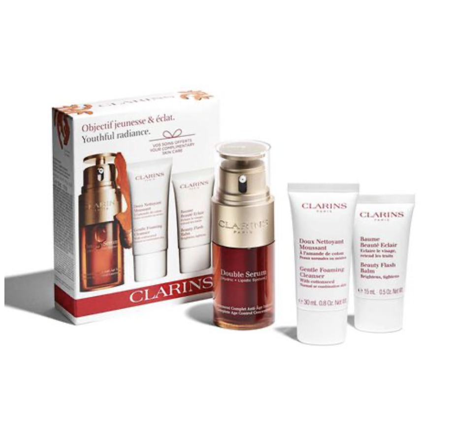 Clarins: Memorial Day Sale! Up to 25% off select items
