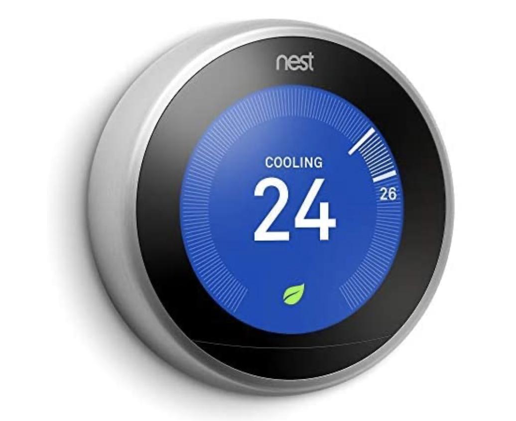 Amazon: Googler Nest Learning Thermostat 9