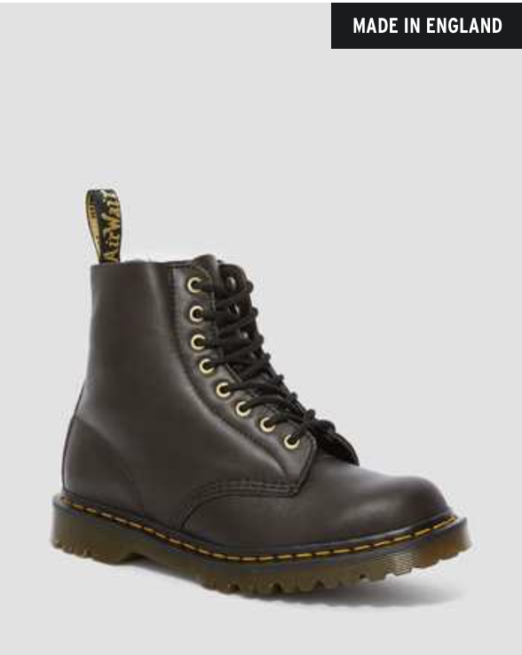 Dr. Marten: Up to 30% off select styles.