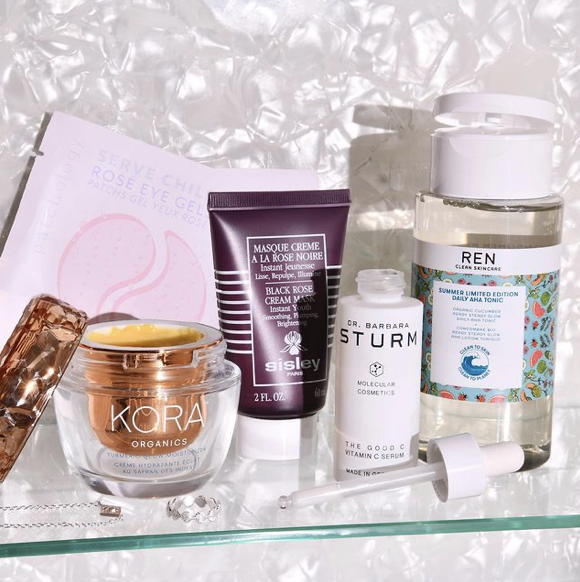 Space NK:  off every 0 purchase.