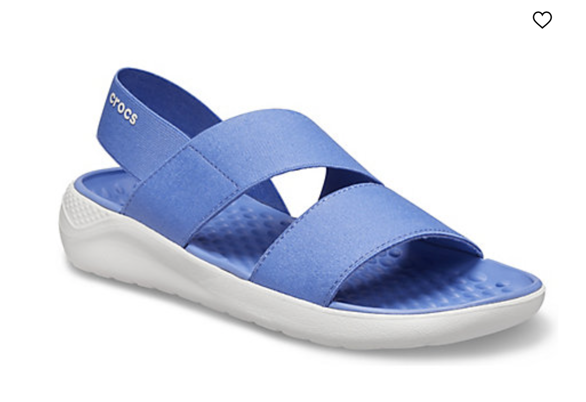 Crocs: Extra 25% off select styles.