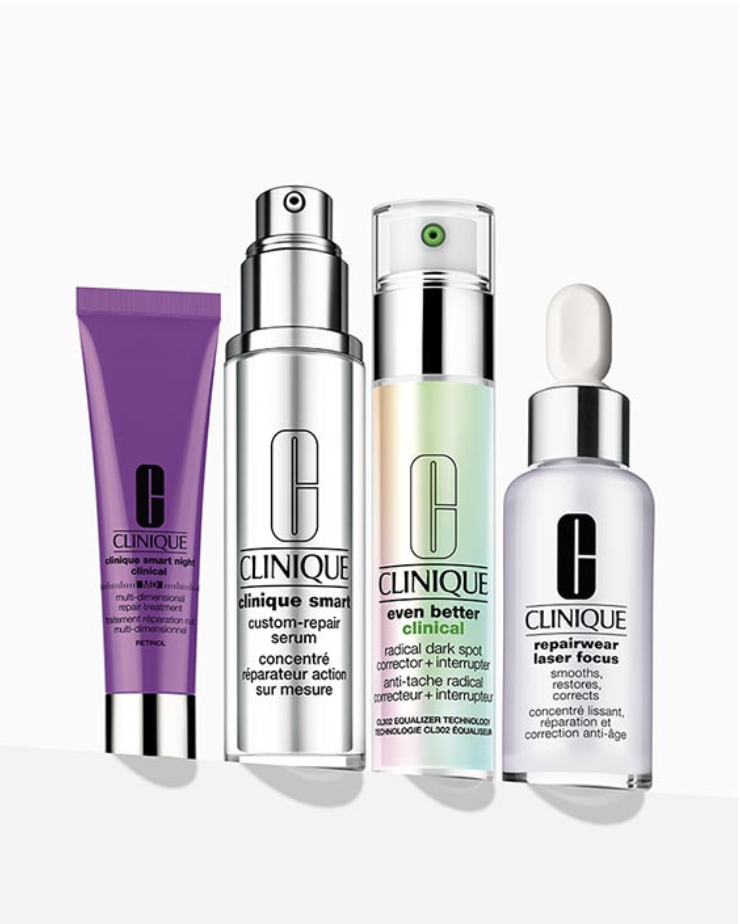 Clinique: Extra 30% pff any order+ GWP!