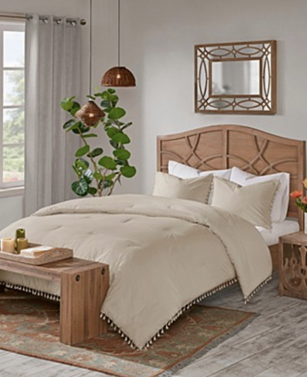 Macy's: Extra 30% off bedding sale.