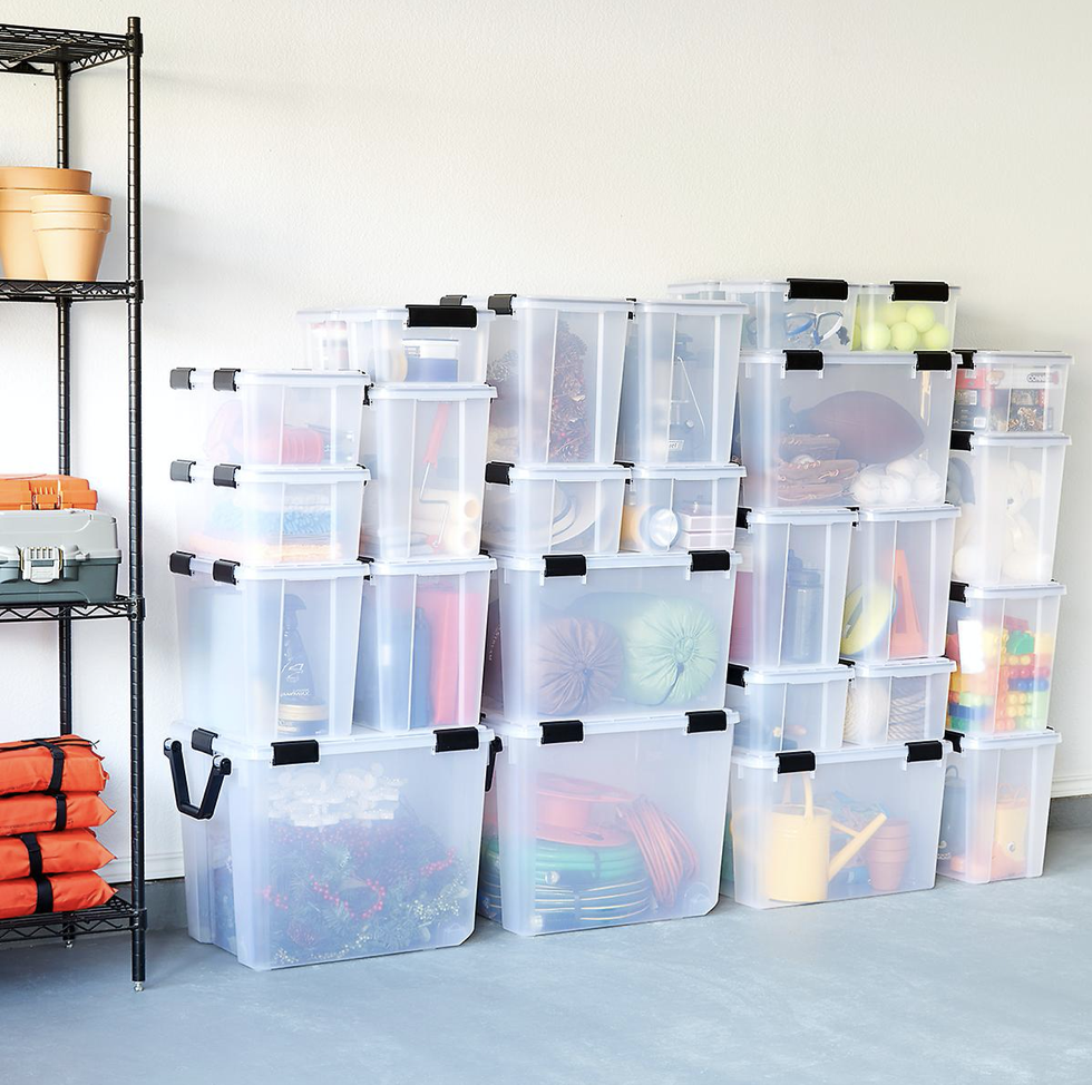 The Container Store: 50% off Deal of the day!