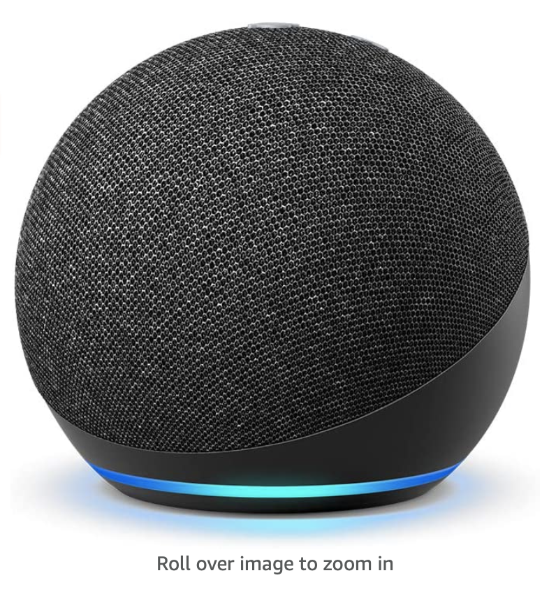 Amazon: New Echo Dot (4th Gen) with Alexa 2 for