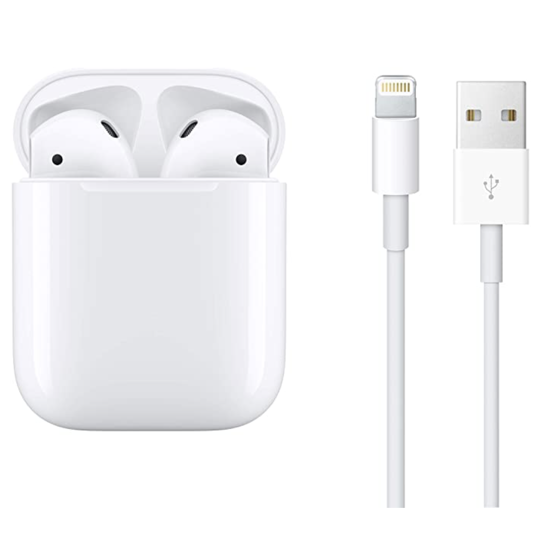 Amazon: Apple AirPods with Charging Case for .99