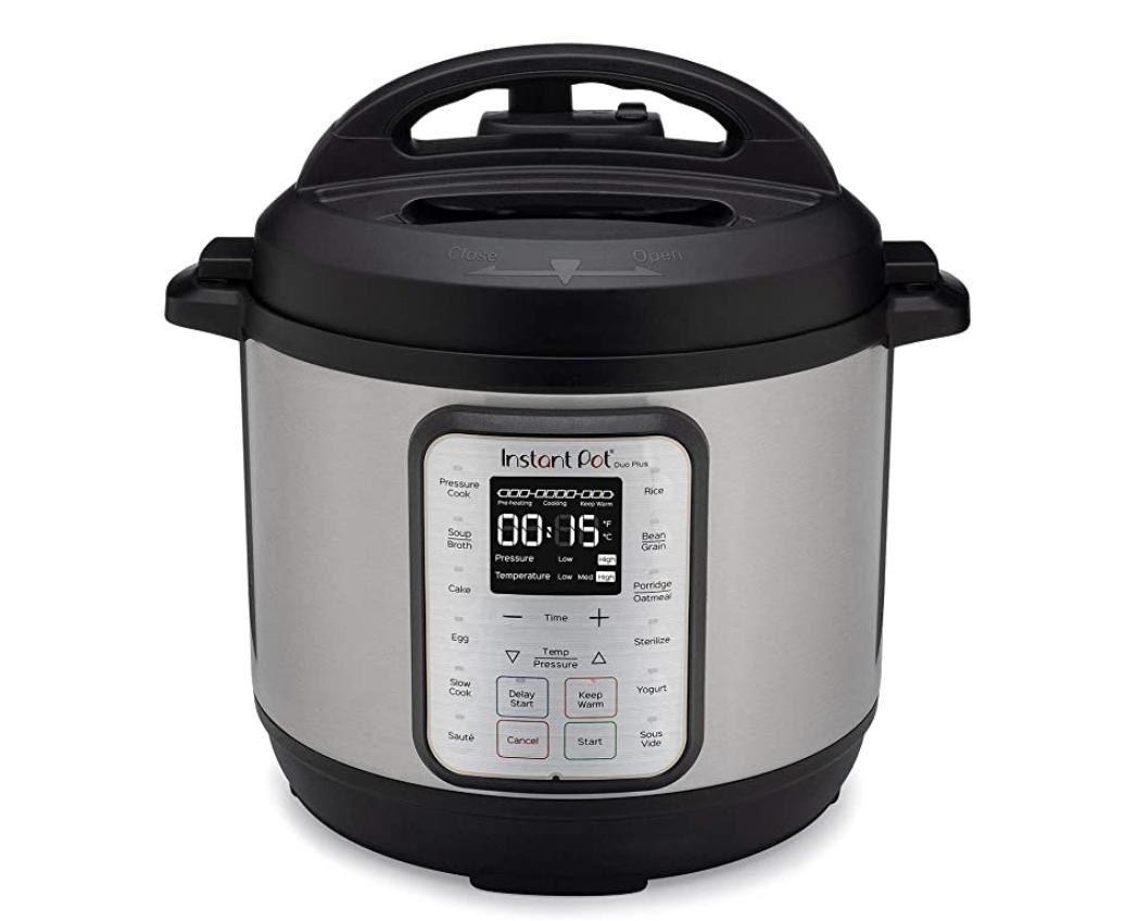 Instant Pot Duo Plus Pressure Cooker on sale