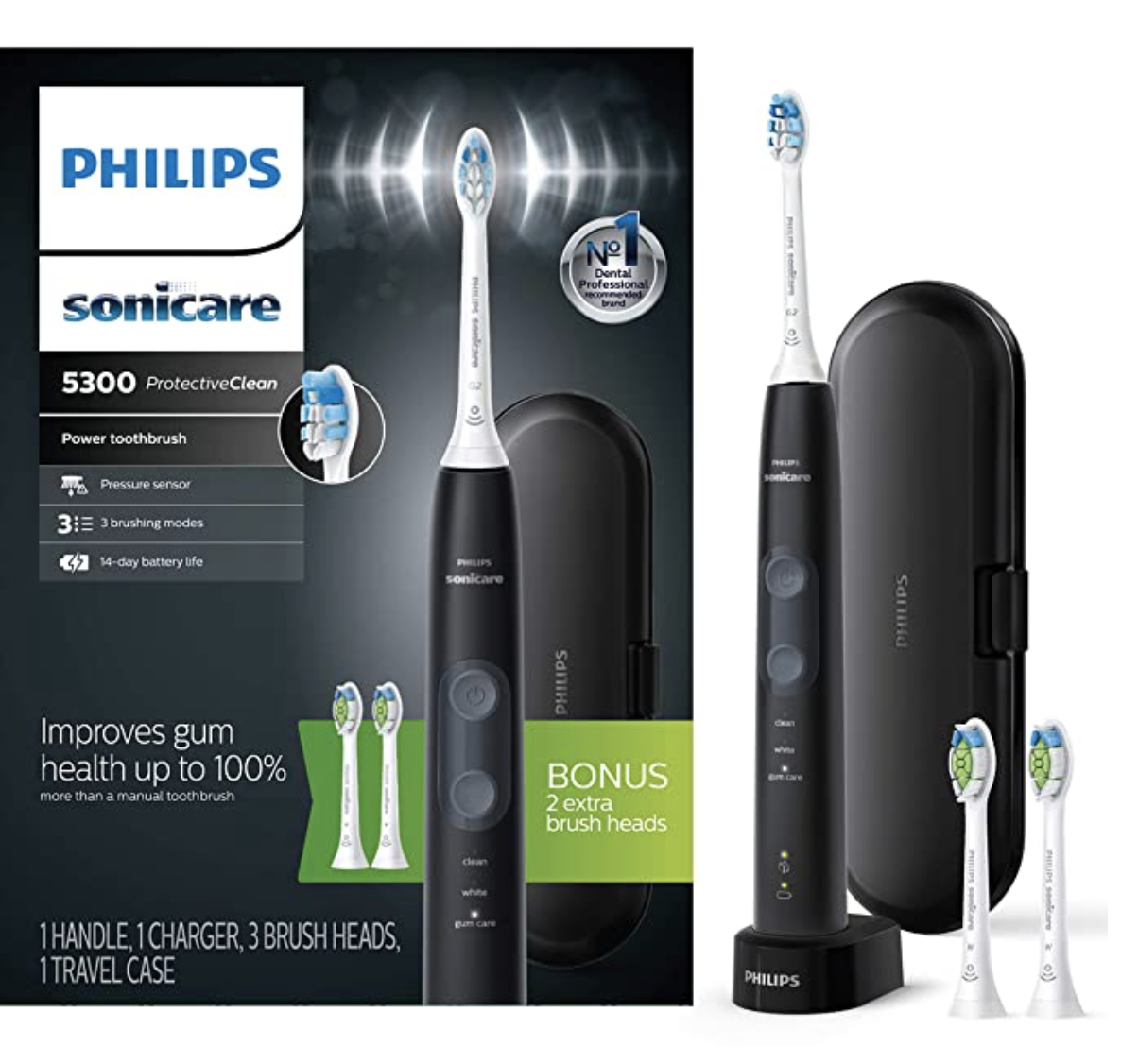 Amazon Prime: Select Sonicare Toothbrushes on sale