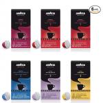 Amazon: Lavazza Espresso Capsule Variety Pack .46