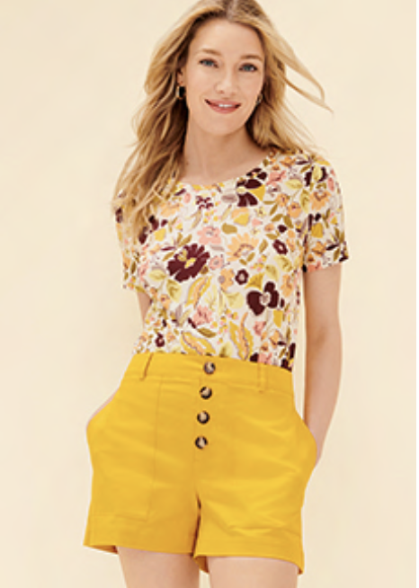 Ann Taylor Factory: Extra 50% off +extra 15% off sale styles