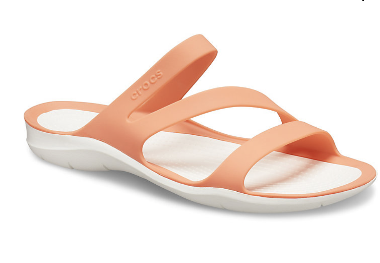 Crocs: Extra 20% off on select styles.