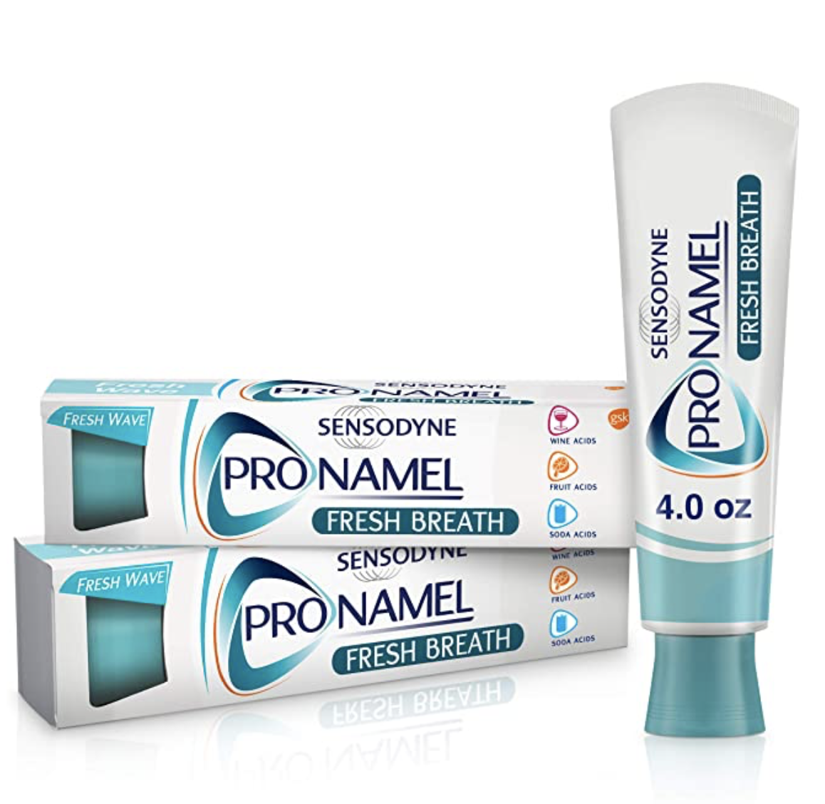 Amazon: Extra 25% off sensodyne toothpaste