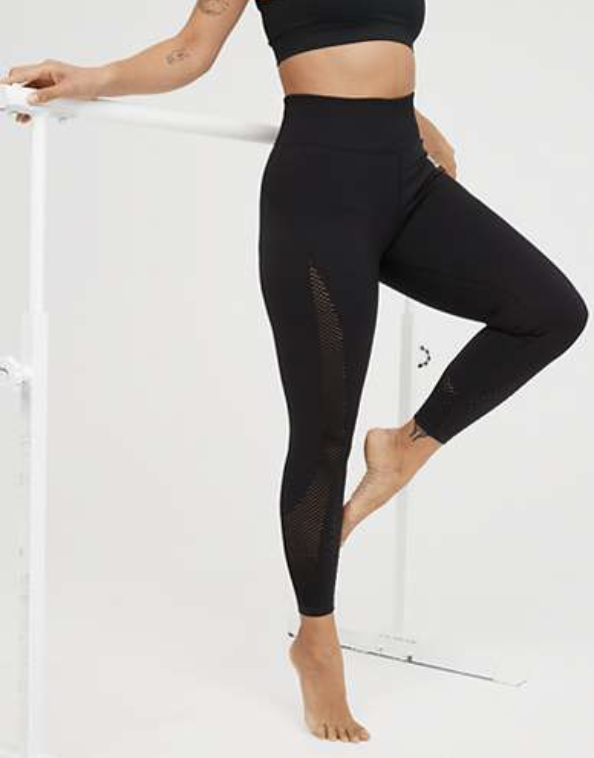 Aerie: 60% off Clearance.