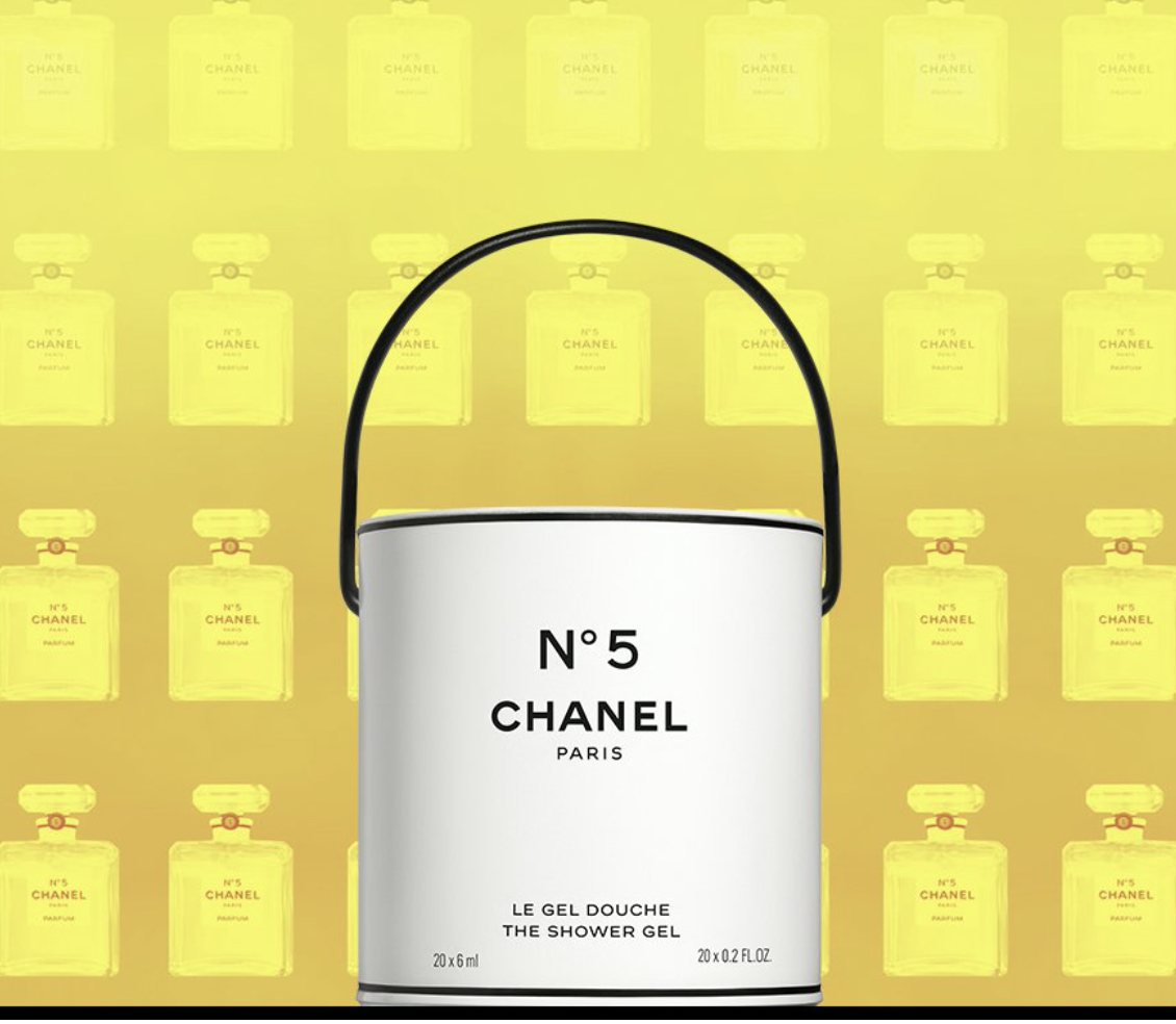 Saks Fifth Avenue: Chanel No.5 Factory available