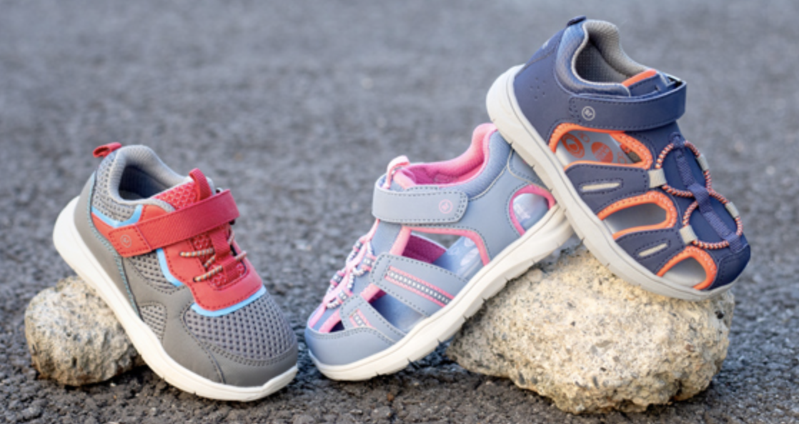 Stride Rite: 360 Sneakers and Sandals for .95.