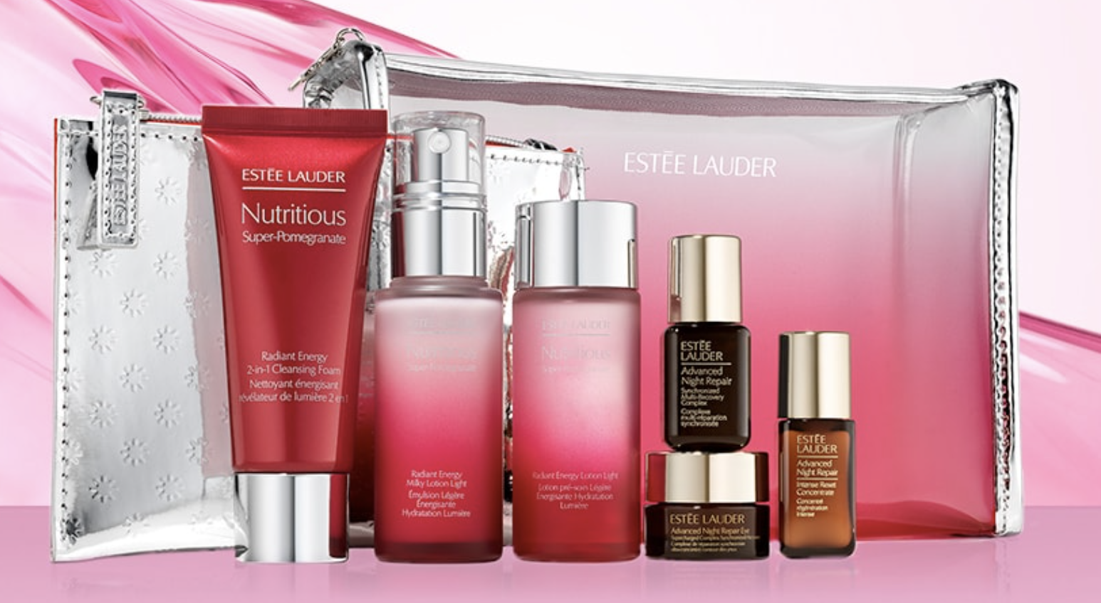 Estee Lauder: Free full-size item with purchase