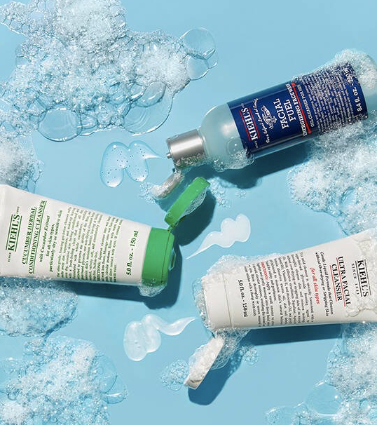 Kiehl's: Buy 1, Get 1 Free on select Cleaners