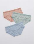 ISEXCERPT:Aerie 底裤10条$35. 款式超多!