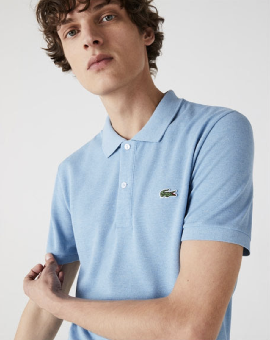 Lacoste: Up to 50% off select polos