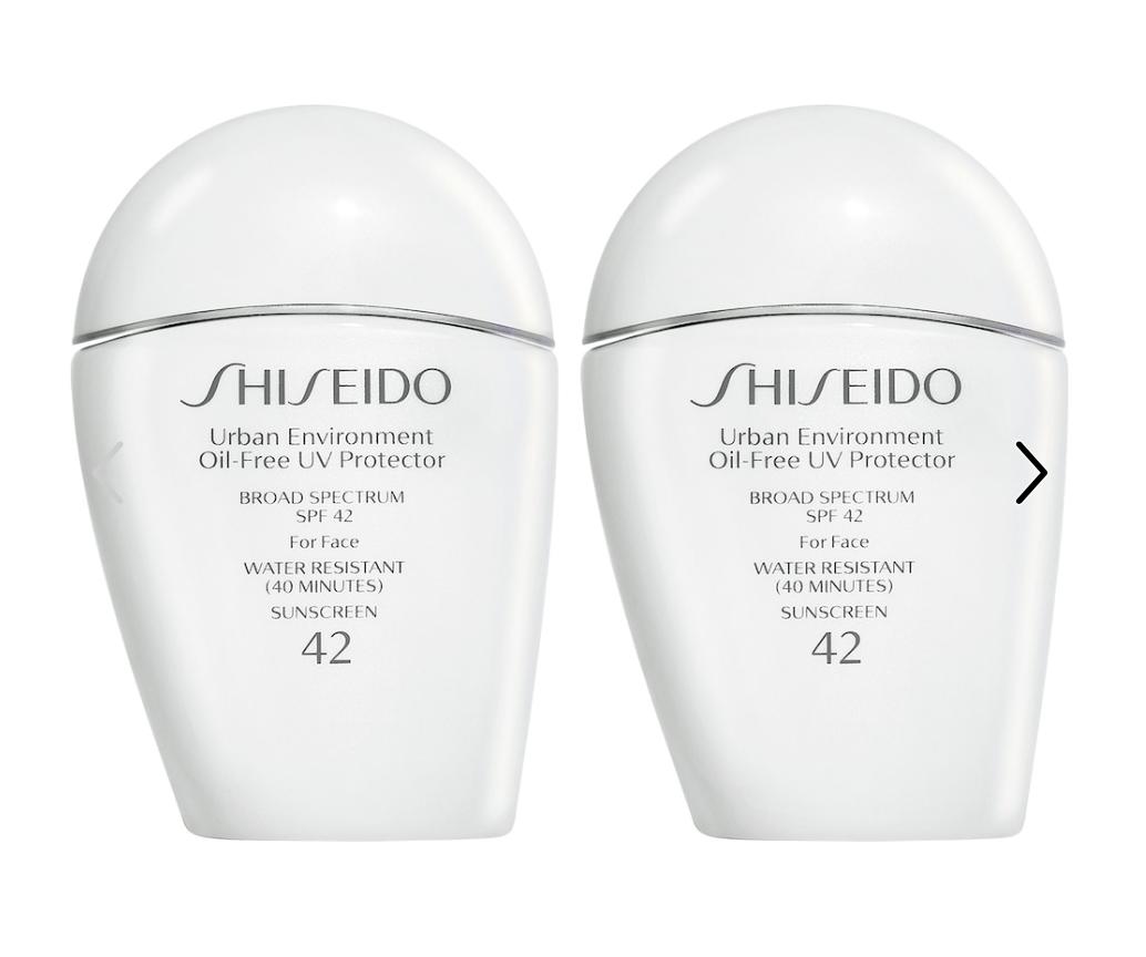 Shiseido Urban Environment Oil-Free UV Sunscreen