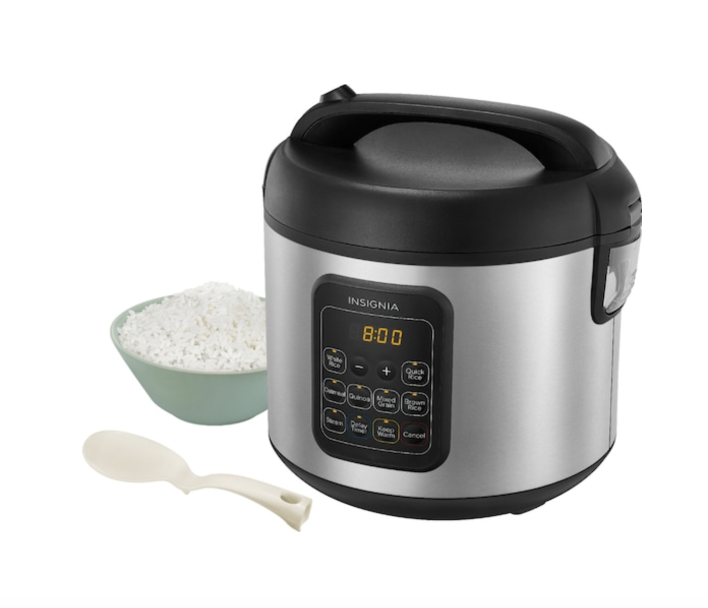 Best Buy: Insignia 20-cup rice cooker .99
