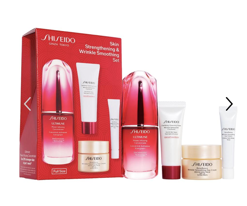 Sephora: 20% off Shiseido