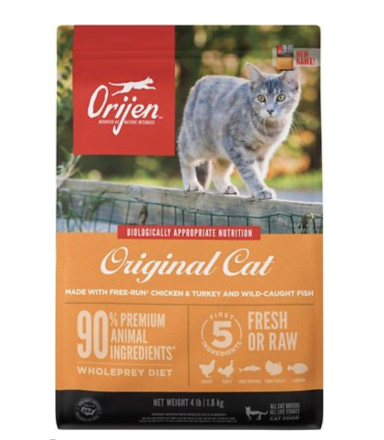 Chewy:  off 0 Orijen pets foods